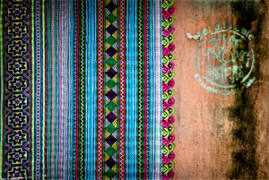 Hmong Tapestry