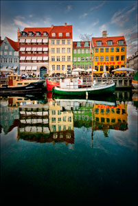 Colourful Nyhavn