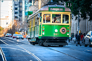 Green Is For Tram
