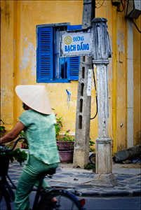 Yellow For Hoi An